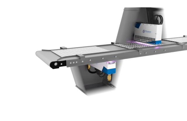UV LED Disinfection of packaging materials