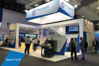 Labelexpo19-Phoseon Booth